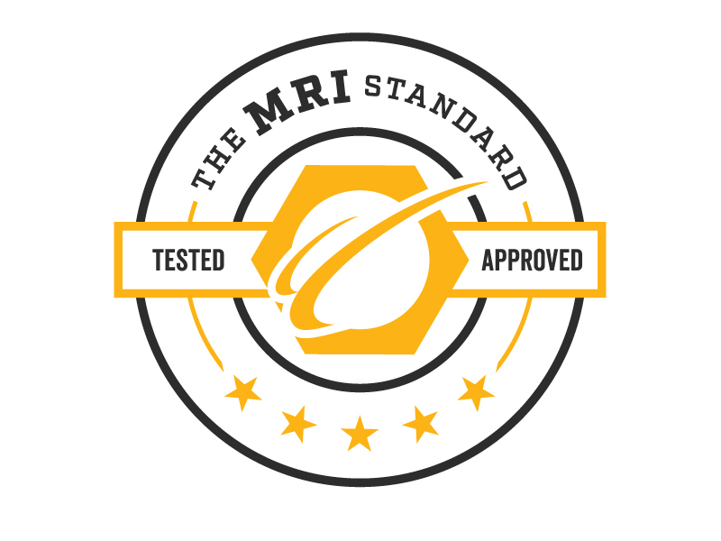 The Machinery Resources Int. Standard Seal of Approval